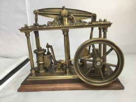 As New EIWI Live Steam Beam Engine